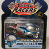 Disney Racers Jango Fett Race Car, Front (2010)
