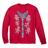 Disney Star Wars Holiday Sweatshirt (Gingerbread)