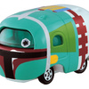 Disney Tsum Tsum Boba Fett Vehicle, Front (2016)