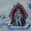 """Empire Strikes Back"" Pillow Case by Bibb (1980)"