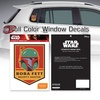 Boba Fett Bounty Hunter Badge Window Decal (2016)