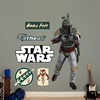 Boba Fett Fathead Wall Graphic (Updated) (2011)