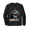 Fifth Sun The Mandalorian Boba Fett Collage Long Sleeve T-Shirt