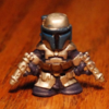 Fighter Pods Series 1 #3 Jango Fett (2012)