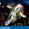 Fine Molds Slave I, Jango Fett's Customized Version, 1/114 Scale, Boxed