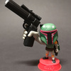 Flash Heroes Boba Fett Figure