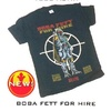 """Boba Fett for Hire"" T-shirt"