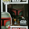 Funko Bobble Head #102: Boba Fett (Smuggler's Bounty Exclusive), Front (2016)