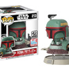 Funko Boba Fett in Slave I (NYCC and ToysRUs Exclusive)