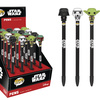 Funko Darth Vader, Yoda, Stormtrooper and Boba Fett Pen Toppers