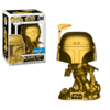 "Funko Pop #285: ""Gold Chrome"" Jango Fett..."