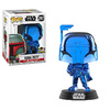 Funko Pop #297: Blue Chrome Boba Fett