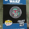 Funko Pop Buttons Boba Fett Collectible Pinback Button
