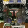 "Funko Super Sized Pop #367 ""40th Anniversary ESB"" Boba Fett"