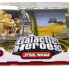 Galactic Heroes Jabba's Sail Barge (Toys R Us Exclusive)