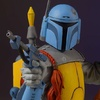 Gentle Giant Holiday Special Boba Fett Mini Bust (Premiere Guild Exclusive)