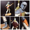 Gentle Giant Boba Fett Holiday Special Animated Maquette...