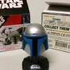 Gentle Giant Jango Fett Mini Helmet