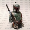 Gentle Giant Boba Fett Deluxe Mini Bust