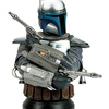 Gentle Giant Jango Fett Deluxe Mini Bust, Version 2 (2007)