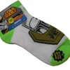 Glow in the Dark Boba Fett Socks for Kids