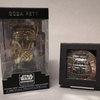 Gold Boba Fett Medallion