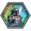 Topps Star Wars Galactic Connexions, Jango Fett (2015)