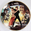 "Hamilton Collection ""Return of the Jedi"" Plate"