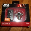 Han Solo in Carbonite and Slave I Magnet Set