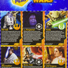 Honey Maid Star Wars Graham Cracker Box, Back