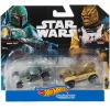 Hot Wheels Star Wars Boba Fett and Bossk 2-Pack (2016)