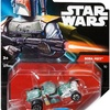 Hot Wheels Boba Fett (Darker Cardback) (2015)