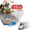Hot Wheels Star Wars Battle Rollers Boba Fett with...