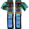 Hyp Boba Fett with Cape Socks