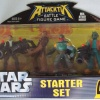 Attacktix Intergalactic Showdown Starter Set
