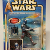 Saga Attack of the Clones #31 Jango Fett (Final Battle), Front (2002)