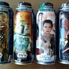 Jumex Star Wars Cans (2015)