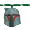 Kurt Adler 10-Light Boba Fett Helmet Light Set (2013)