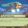 Star Wars LCG (Core Set) #135 The Bespin Exchange (2012)