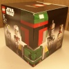 LEGO Star Wars Cubedude Bounty Hunter Edition, Box (Celebration V Exclusive) (2010)