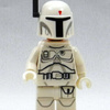 "LEGO Star Wars Character Encyclopedia: Updated and Expanded, Bonus ""Proto Fett"" Minifig (2015)"