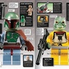 LEGO Star Wars Character Encyclopedia, Boba Fett and Bossk Promo (2011)