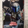 LEGO Star Wars Trading Card Collection 2 #89 Jango Fett