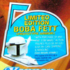 """Limited Edition Boba Fett (Prototype Armor)"" Offer on Card Front"