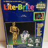 Lite Brite Star Wars Picture Refill