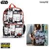 Loungefly The Empire Strikes Back 40th Anniversary Retro Toy-Inspired Backpack