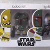 Mini Muggs Bossk, Boba Fett and IG-88 Three Pack (Target Exclusive)