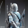 Sideshow Collectibles Mythos Boba Fett, Sneak Peek / Work-in-Progress