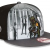 New Era 9FIFTY Embroidered Boba Fett Hat (McQuarrie Concept Art Background) (2014)