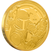 New Zealand Mint Boba Fett Gold Bullion Coin